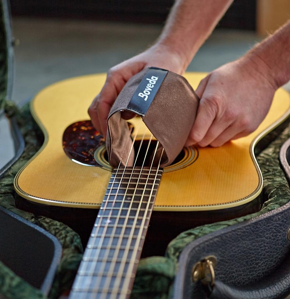 Boveda Guitar Humidifier Review Acoustic Life