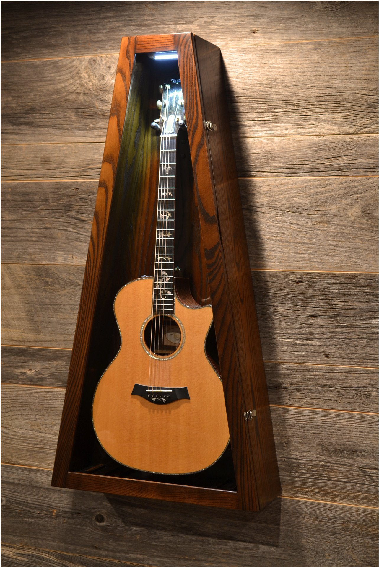 the best acoustic guitar display case acoustic life. Black Bedroom Furniture Sets. Home Design Ideas