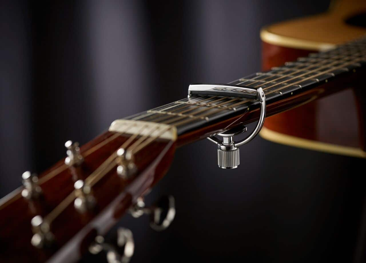 G7th Heritage Capo Review Acoustic Life